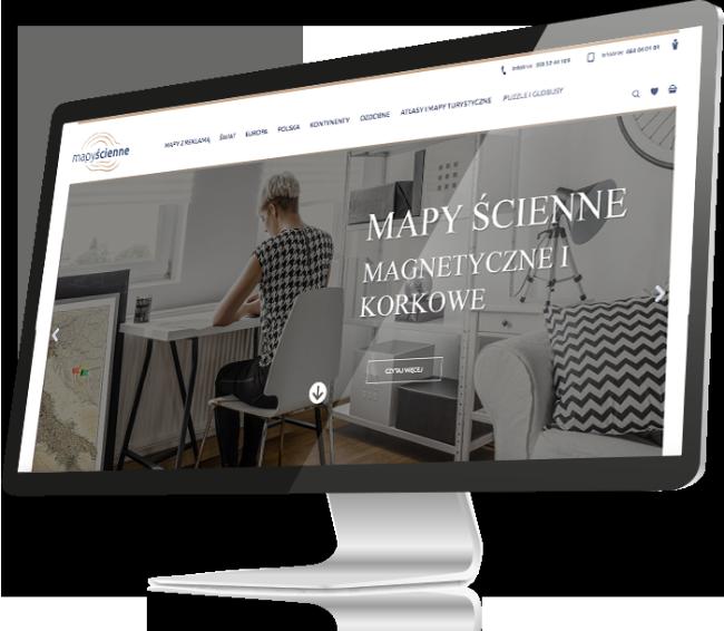 projektowanie stron internetowych gdańsk ok interactive